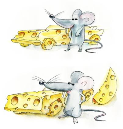 Надписью английском, прикольные открытки с мышами на машине