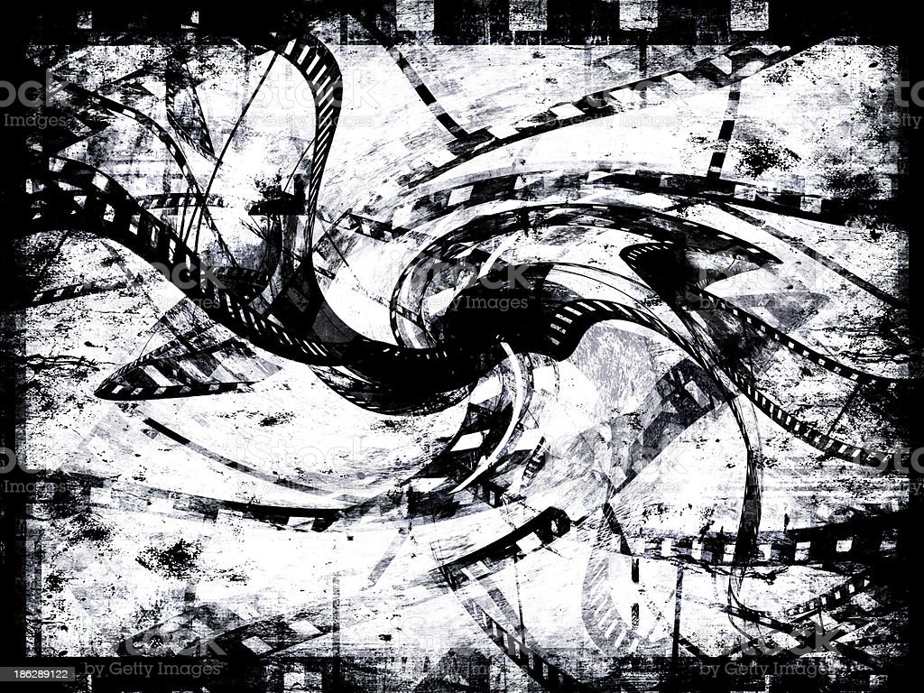 Movie Frames Or Film Strip Stock Vector Art & More Images of ...