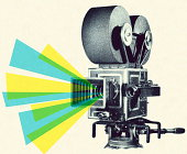istock Movie Projector 152404488