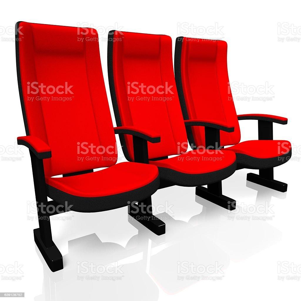 royalty free cinema seats clip art vector images