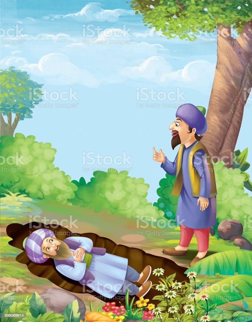 Mulla Nasrudin Stories In Pdf Download