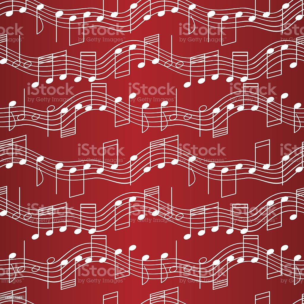 music wallpaper royalty-free stock vector art