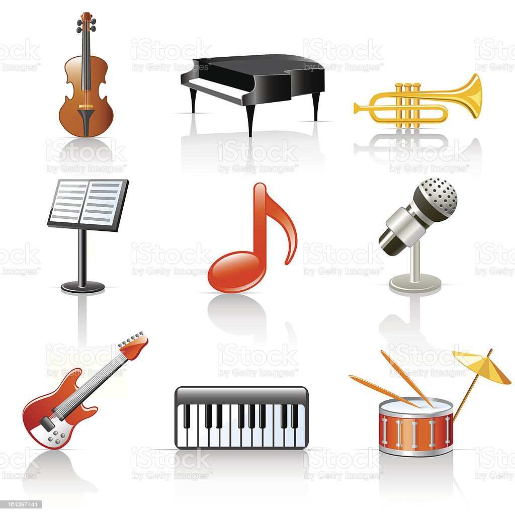 musical instruments royalty-free musical instruments stock vector art & more images of acoustic guitar