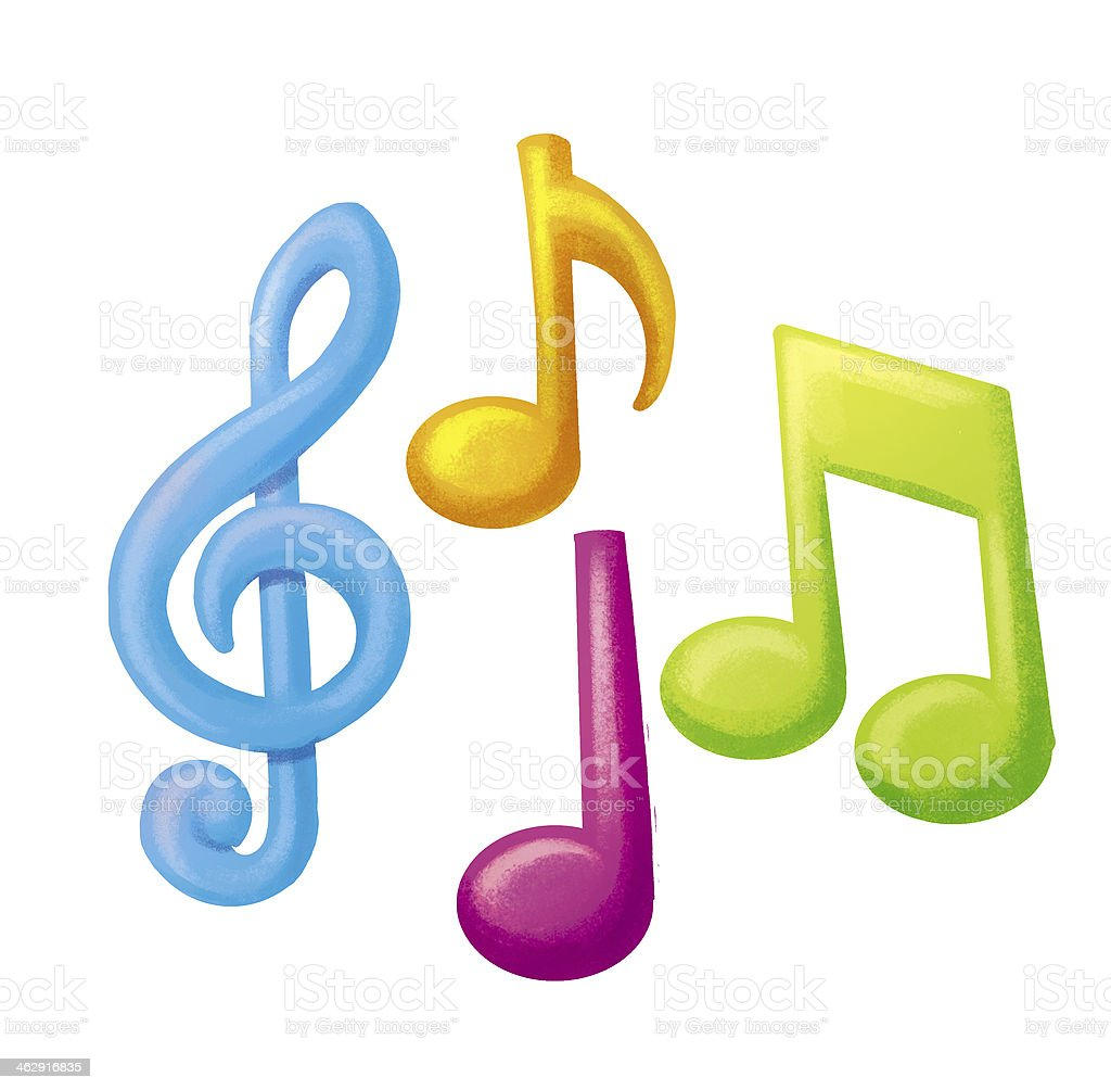 musical notes royalty-free musical notes stock vector art & more images of art
