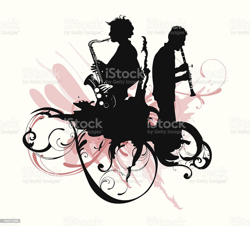 Musicians royalty-free musicians stock vector art & more images of abstract