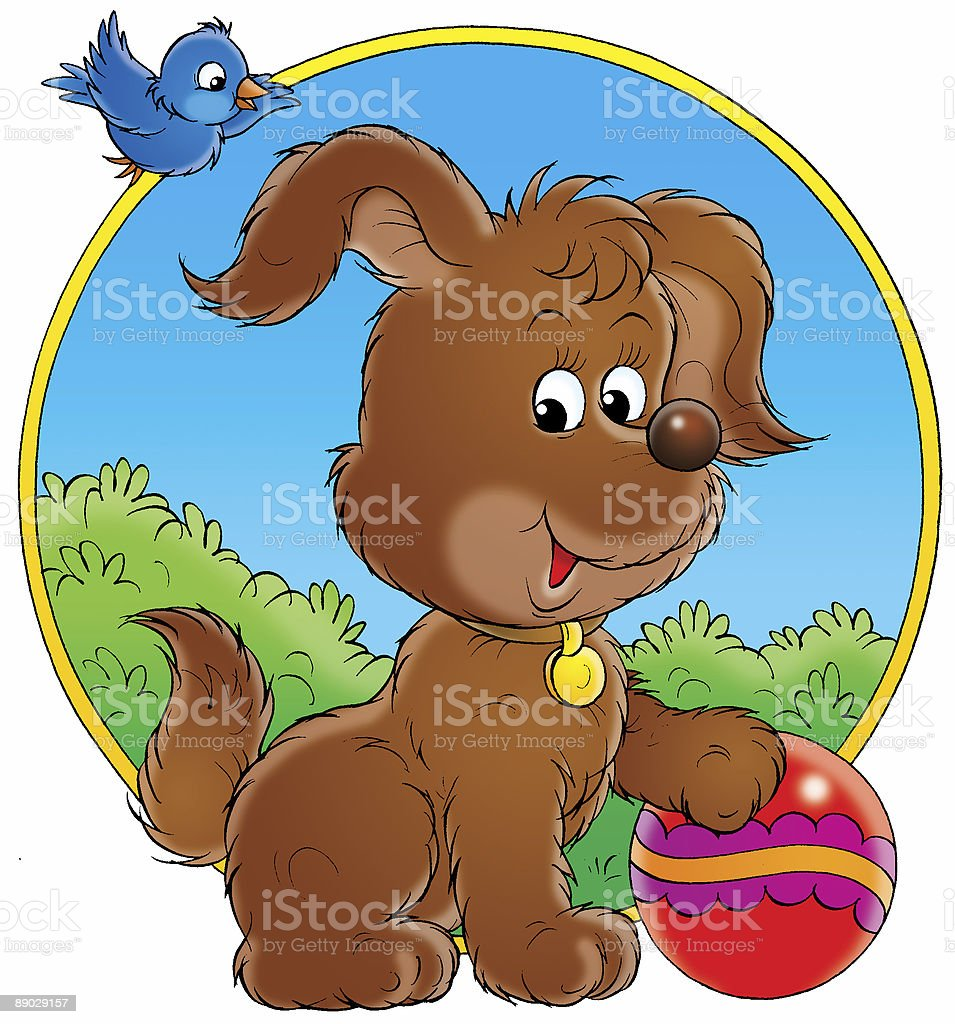 My dog 006 royalty-free my dog 006 stock vector art & more images of animal