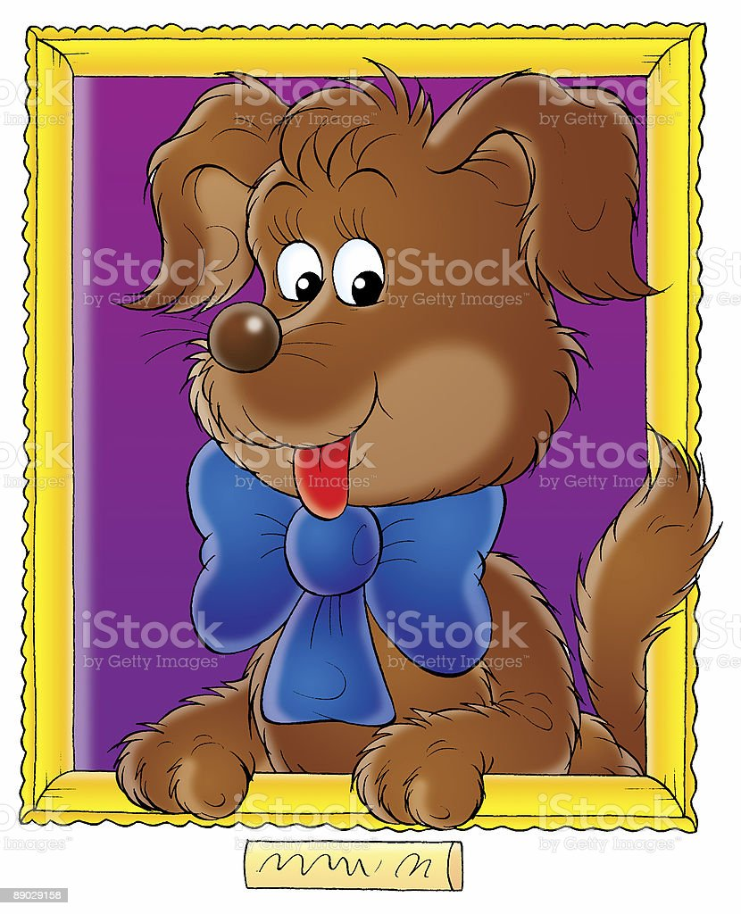 My dog 008 royalty-free my dog 008 stock vector art & more images of animal