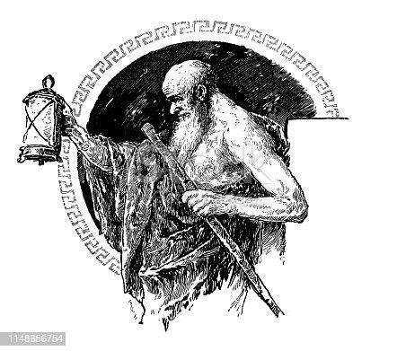 Mythological senior