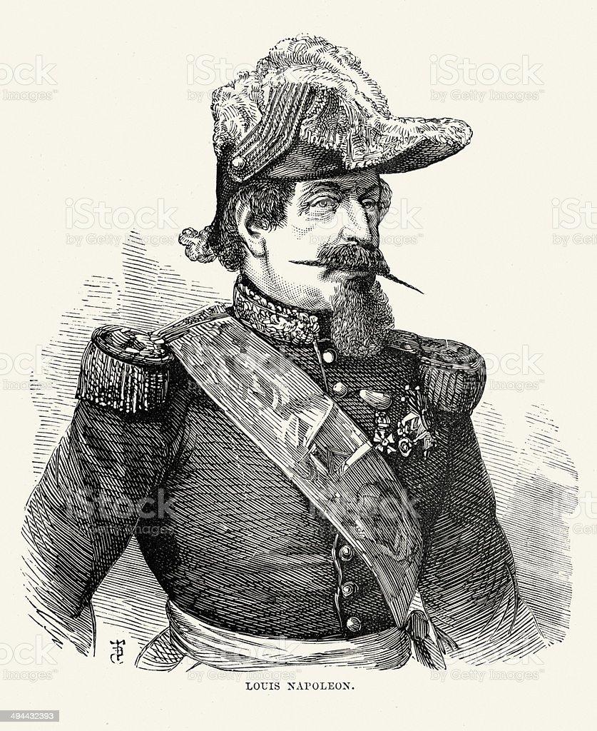 Napoleon III royalty-free napoleon iii stock vector art & more images of 19th century