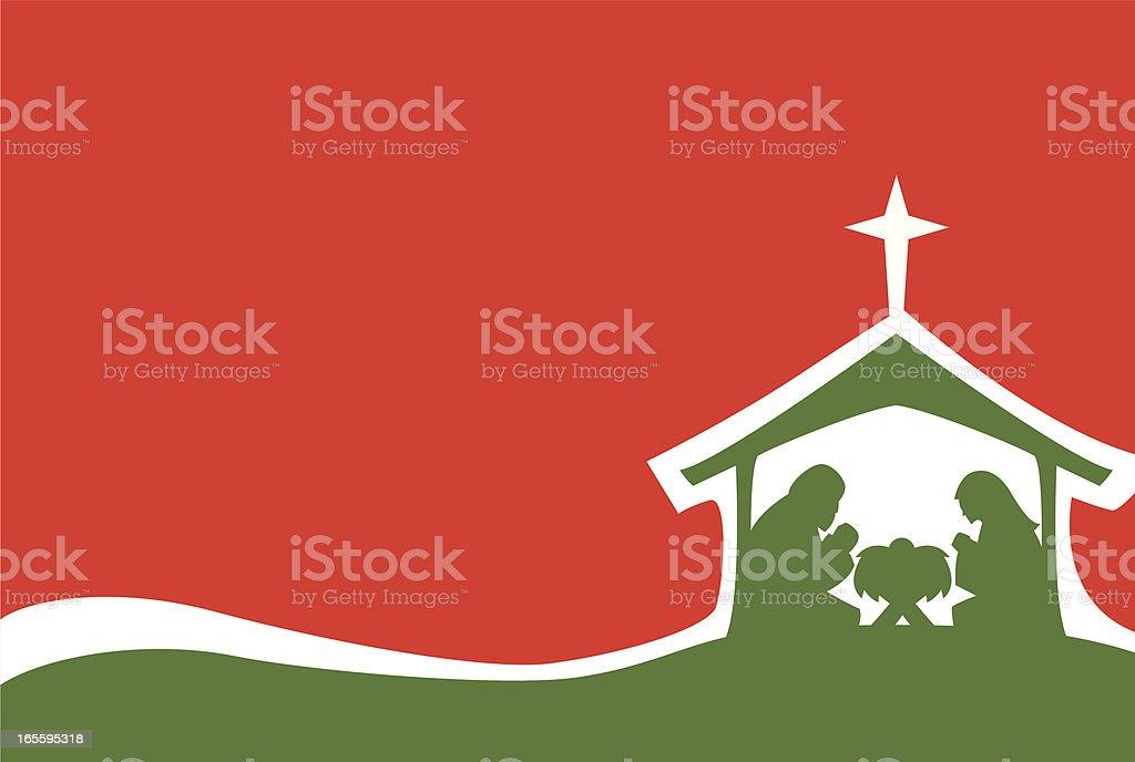 nativity de flujo ilustración de nativity de flujo y más banco de imágenes de celebración - acontecimiento libre de derechos