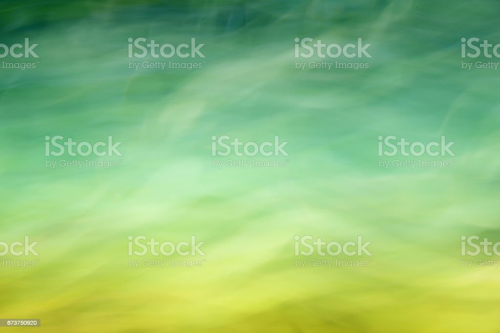 Nature Defocused Abstract Background Green vector art illustration