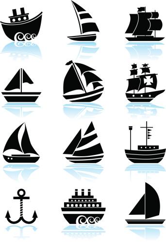 Nautical Ship Set