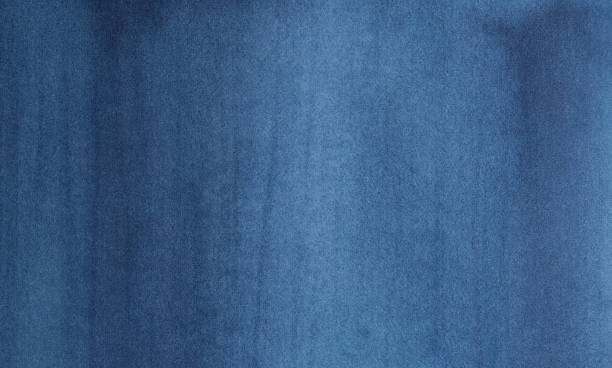 stockillustraties, clipart, cartoons en iconen met navy blue abstract aquarel achtergrond. - vaste stof