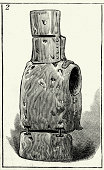 Ned Kelly's suit of Armour. Edward \