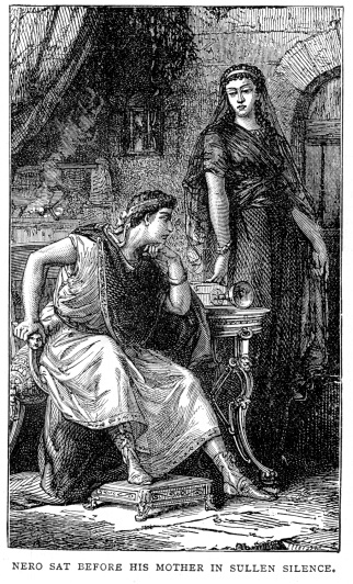 Nero and his Mother
