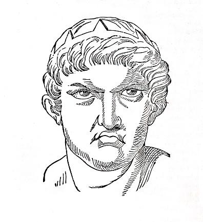 Nero, the Fifth Roman Emperor