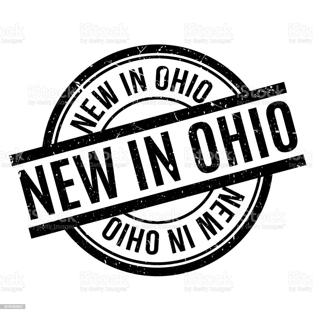 New In Ohio rubber stamp royalty-free new in ohio rubber stamp stock vector art & more images of concepts
