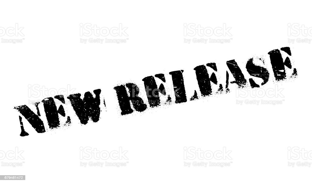 New Release rubber stamp royalty-free new release rubber stamp stock vector art & more images of business