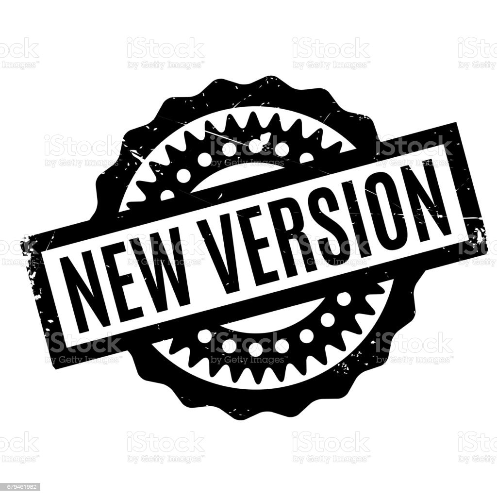 New Version rubber stamp royalty-free new version rubber stamp stock vector art & more images of beginnings