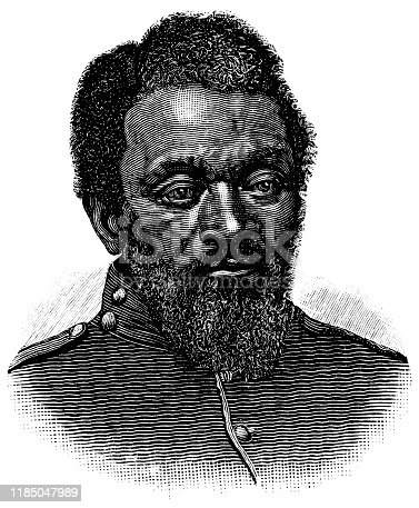istock Nick Biddle - One Of The First Casualties Of The American Civil War 1185047989