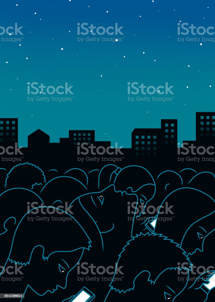 Night city art print background royalty-free night city art print background stock vector art & more images of addiction