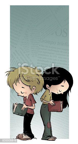 istock niños leyendo libros 520005816