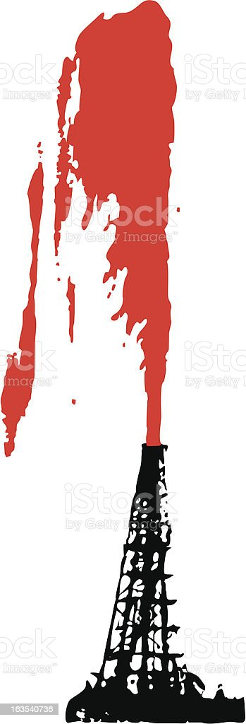 no blood for oil royalty-free no blood for oil stock vector art & more images of blood