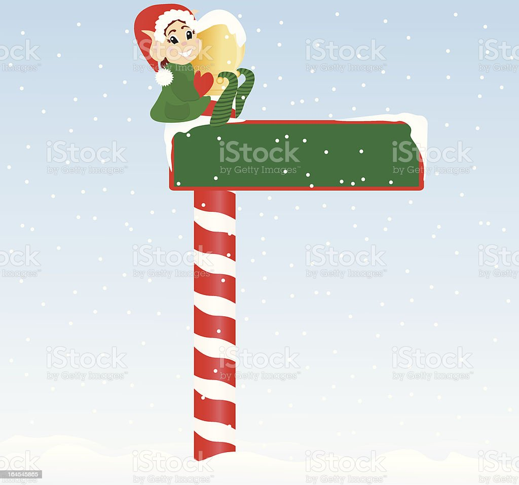 North Pole royalty-free north pole stock vector art & more images of cartoon