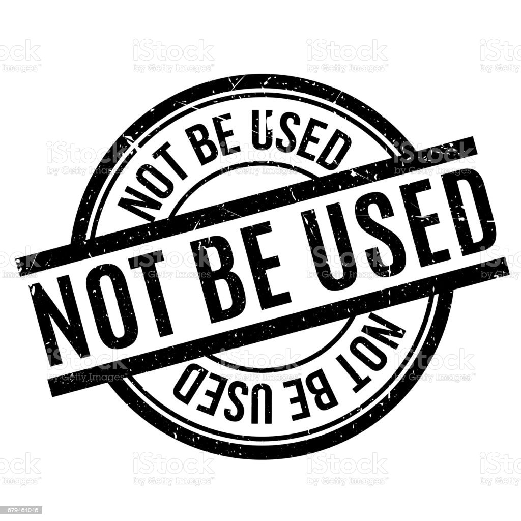 Not Be Used rubber stamp royalty-free not be used rubber stamp stock vector art & more images of concepts