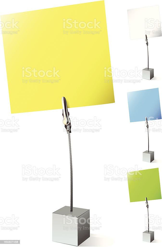 Note Paper Collection royalty-free note paper collection stock vector art & more images of adhesive note