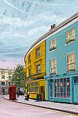 istock Notting Hill, London 1248316469