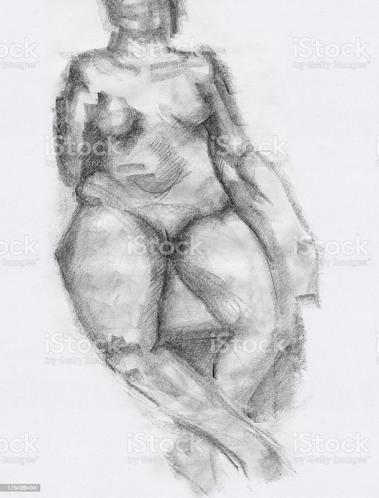 Modelli di nudo per il disegno