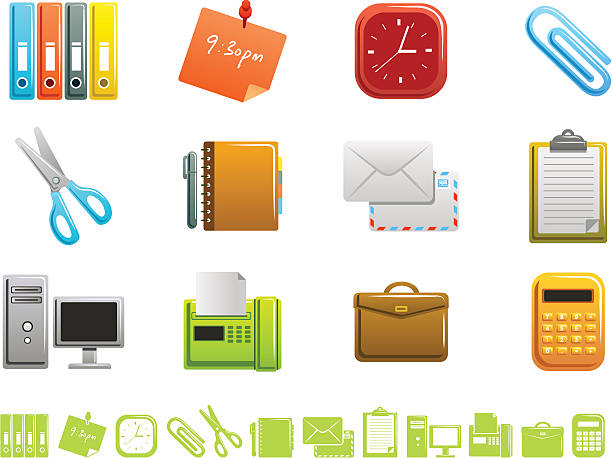 50 Office 365 Clip Art, Vector Graphics and Illustrations