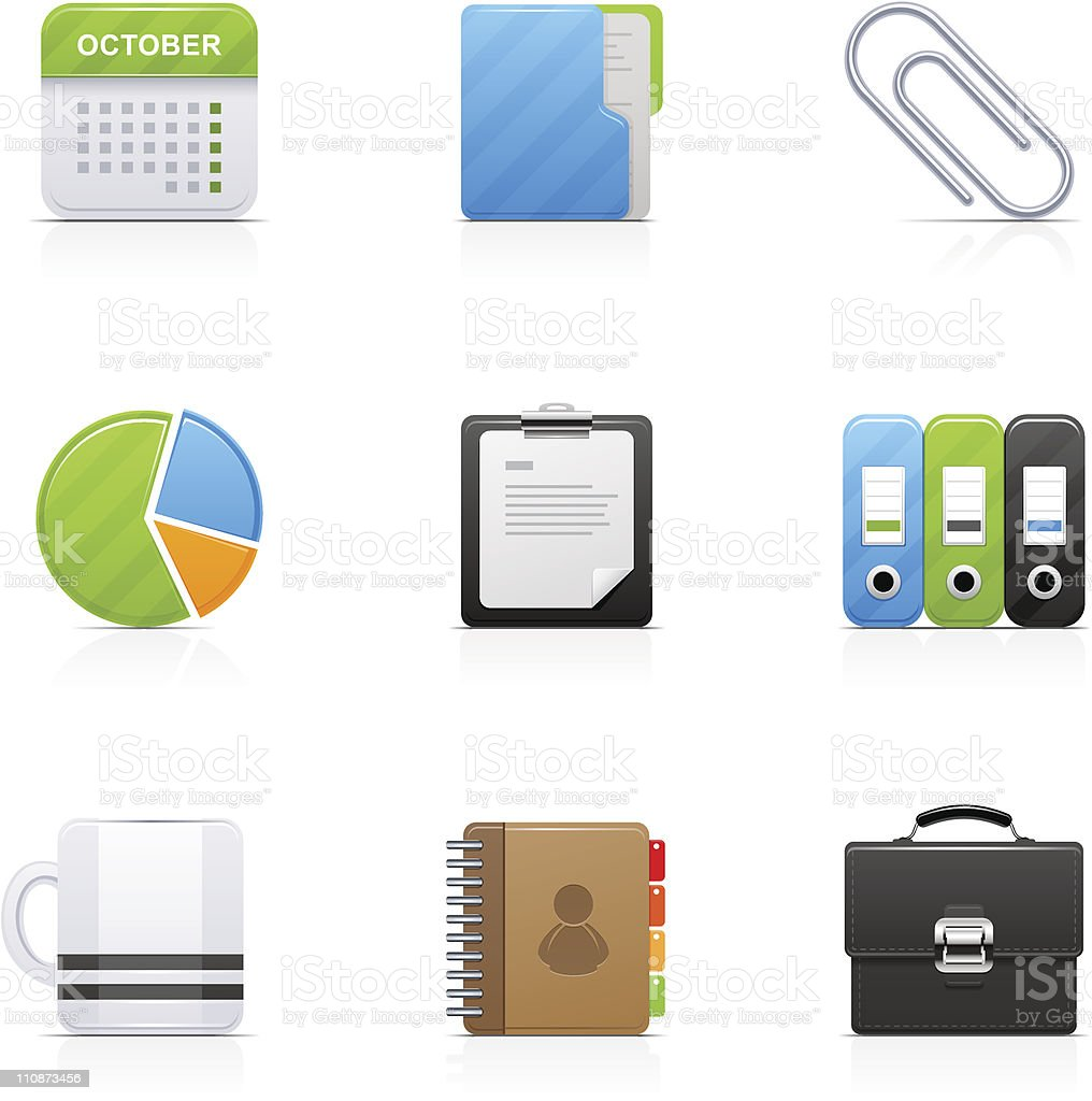 Office | Orbi collection royalty-free office orbi collection stock vector art & more images of address book