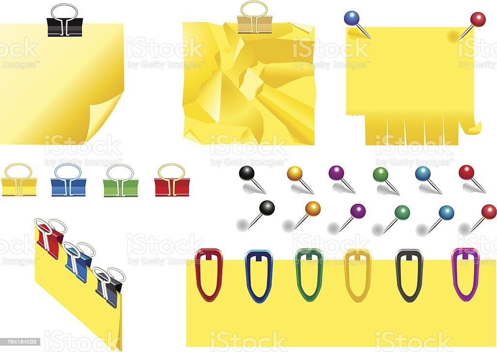 office supplies royalty-free office supplies stock vector art & more images of abstract