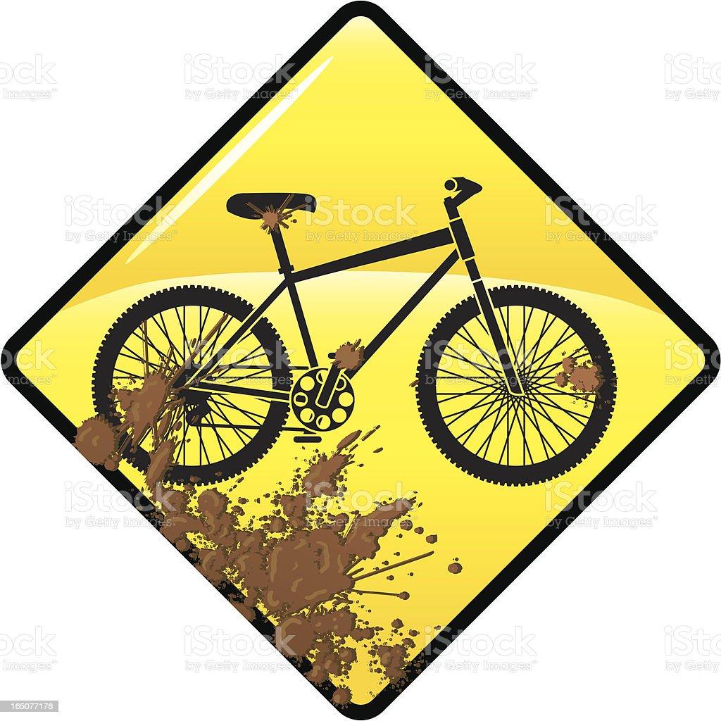Vetores De Offroad Bicicleta Placa E Mais Imagens De Atracao De Parque De Diversao Istock