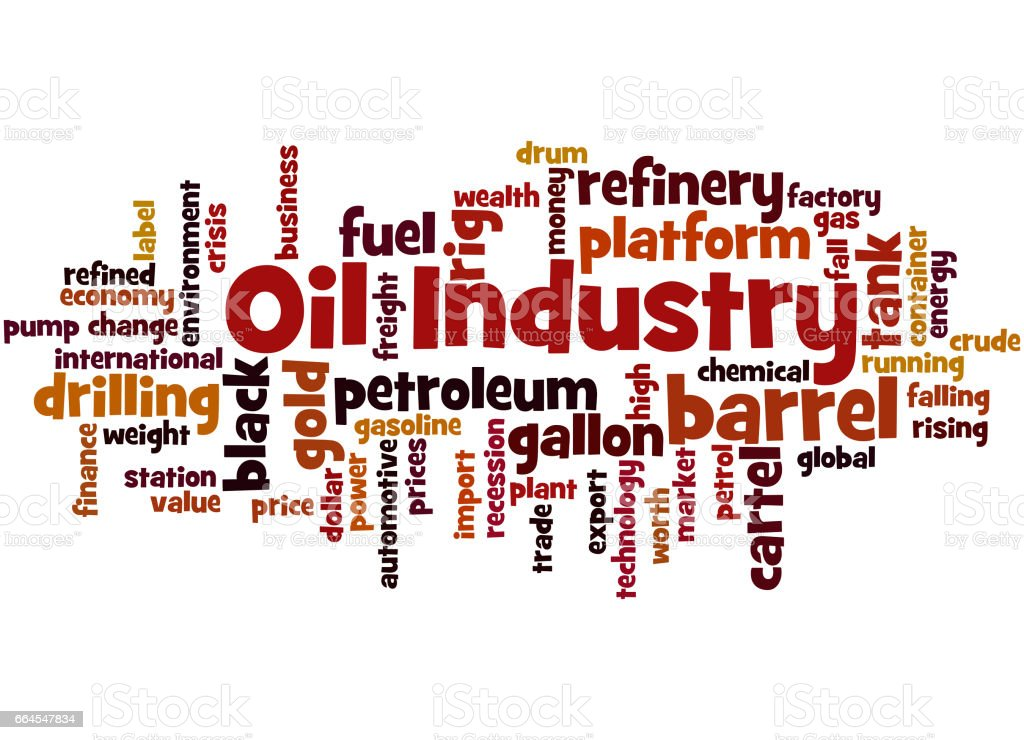 Oil Industry, word cloud concept royalty-free oil industry word cloud concept stock vector art & more images of barrel