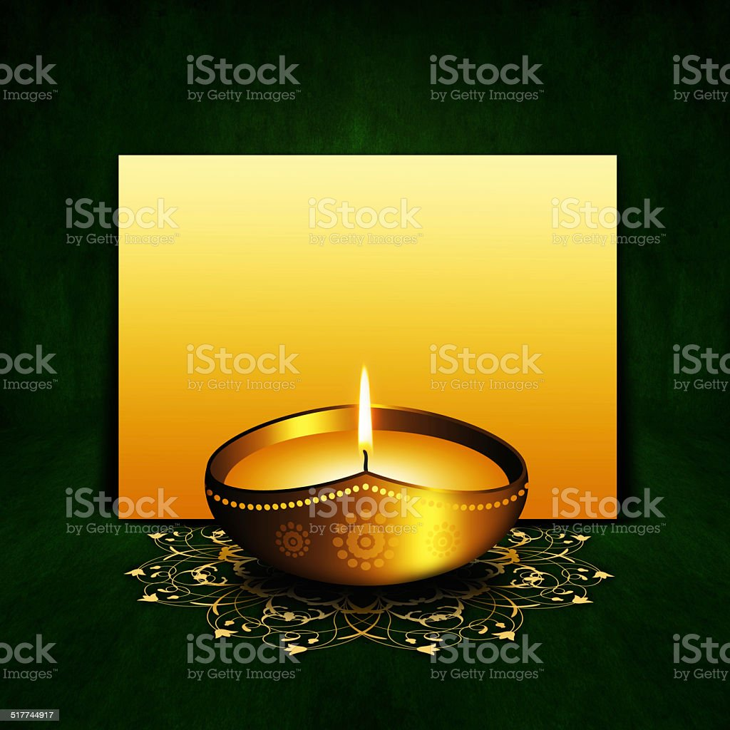 Oil lamp with place for diwali greetings over dark background stock oil lamp with place for diwali greetings over dark background royalty free oil lamp with kristyandbryce Image collections