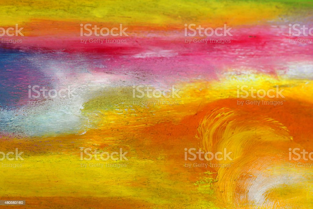 oil texture vector art illustration