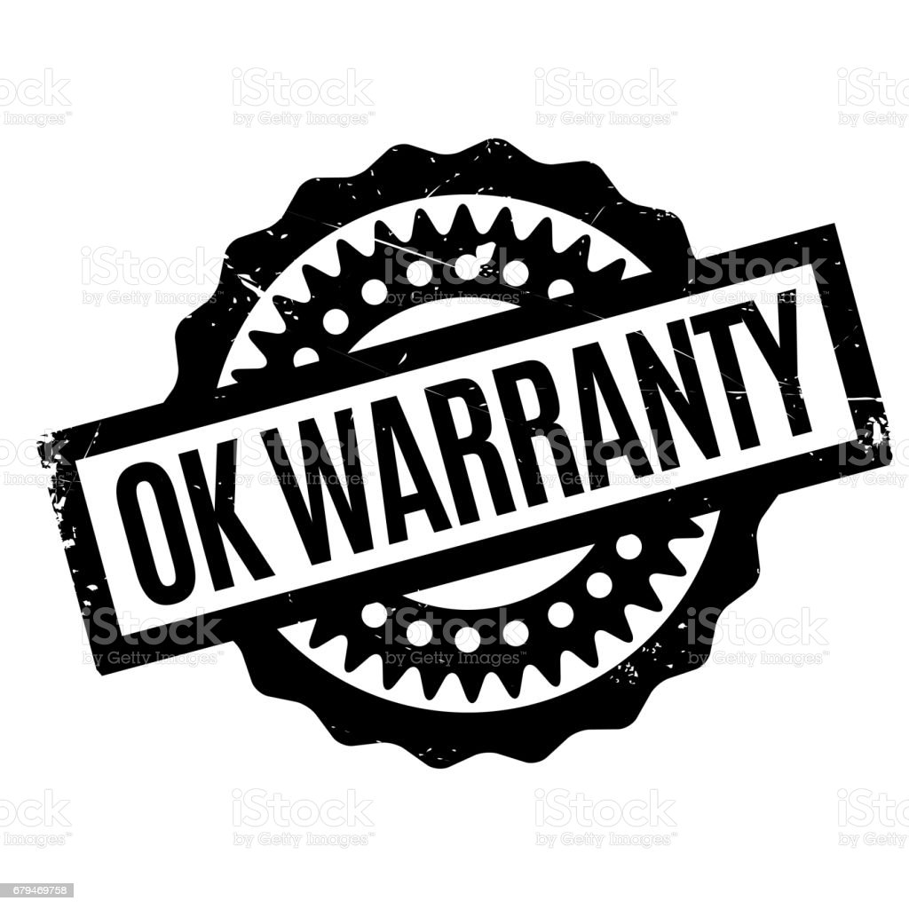 Ok Warranty rubber stamp royalty-free ok warranty rubber stamp stock vector art & more images of concepts
