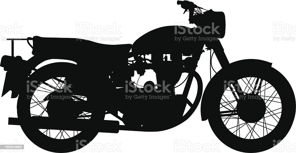 Old bike royalty-free old bike stock vector art & more images of 1960-1969