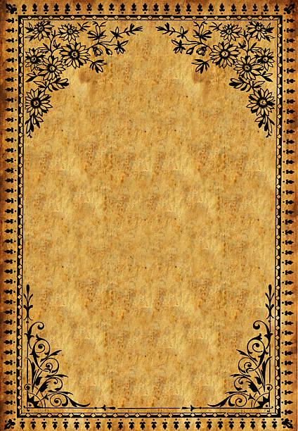 Old Book Cover Vector : Royalty free antique book cover clip art vector images