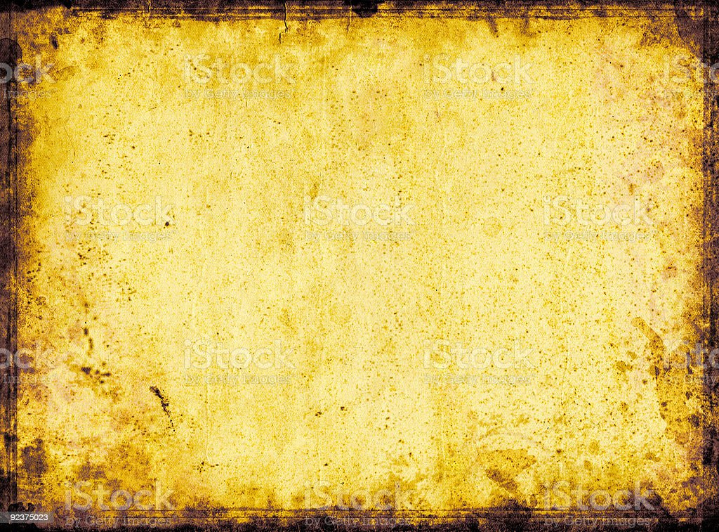 Old Grungy Frame royalty-free old grungy frame stock vector art & more images of aging process