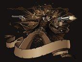Old West Gunslinger