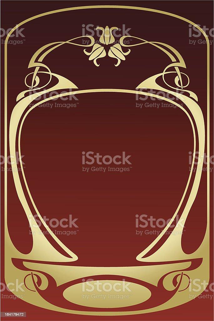 Olden modern royalty-free stock vector art