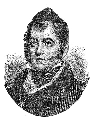 Oliver Hazard Perry engraving 1894