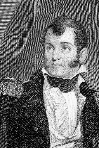 Oliver Perry American naval commander