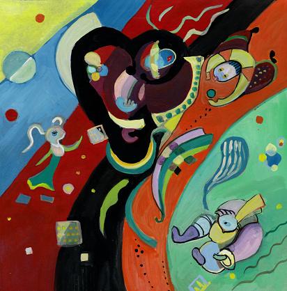 On Kandinsky motives