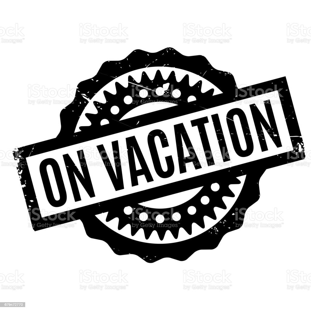 On Vacation rubber stamp royalty-free on vacation rubber stamp stock vector art & more images of concepts