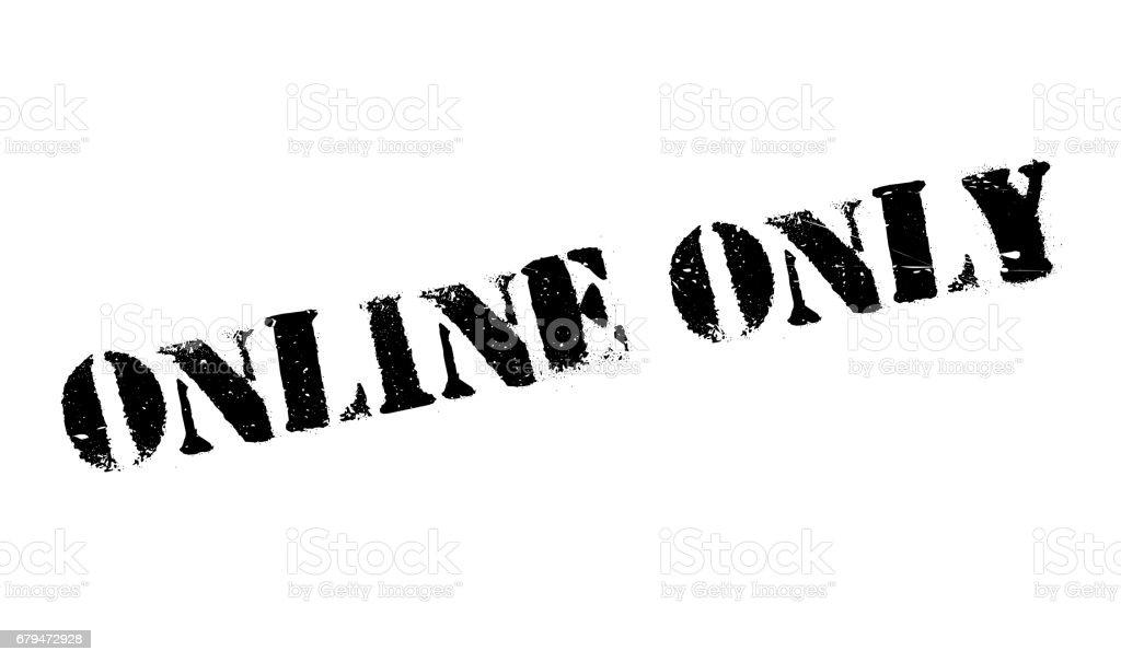 線上只橡皮戳 免版稅 線上只橡皮戳 向量插圖及更多 人 圖片